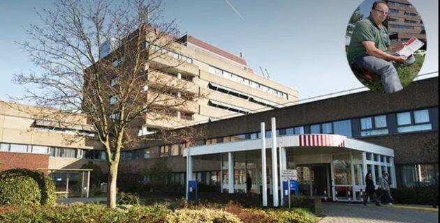 Hollanda'da hastanenin güvenlik elemanını ısırdı, 1 yıl hastaneye girmesi yasaklandı