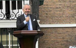 Hollanda'da 15 Temmuz Demokrasi ve Milli Birlik Günü etkinlikleri