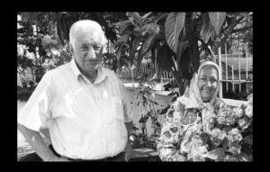 Bekir Cebeci ögretmen 52 yıllık hayat arkadaşını kaybetti