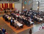 Can Erzincanlılar vakfı yine büyük bir katılımla Dayanışma kahvaltısı gerçekleştirdi